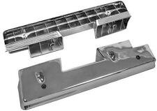 1962-64 Impala, Biscayne & BelAir 2-Door Arm Rest Bases, Chrome New Dii