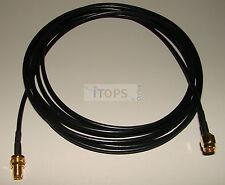ITOPS WLAN Kabel Netzwerkkamera Antennenverlängerung  5 Meter Netzwerk IP Kamera