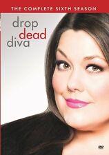 DROP DEAD DIVA - COMPLETE SEASON 6 -  DVD - UK Compatible - New & sealed