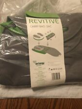 Revitive Circulation Booster Storage Bag For Device And Accessories New