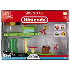 Nintendo Super Mario Bros U Micro Land Acorn Plains DELUXE Pack-HOT ITEM!