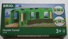 Brio 33709 Holz Eisenbahn Flexibler Tunnel