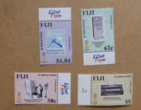 2016 FIJI 80yrs OF ROTARY SET OF 4 MINT STAMPS MNH