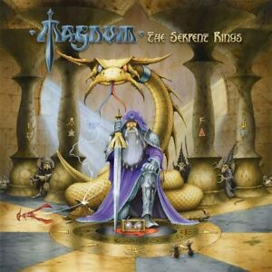 Magnum - The Serpent Kings CD New/Sealed