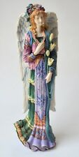 Vintage Lenox 1997 The Angel of Peace Figurine Angels of Life Collection