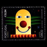 "Azores 2002 - EUROPA Stamps ""Circus"" - Sc 463 MNH"