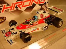 OSC SRC McLaren M23 #23 Lucky Strike SA 1974 Chrono Ref 52304 MB