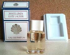 Miniature de parfum White Linen d'Esthée Lauder (EDP) 5ml plein avec boite
