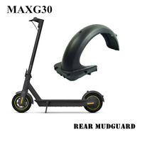 Electric Scooter Accessories Rear Fender Accessory Black for NINEBOT MAX G30