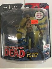 McFarlane Toys The Walking Dead Series 1 Zombie Lurker New on Card