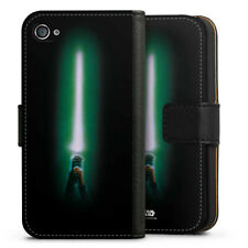 Apple iPhone 4 bolso funda flip case-Lightsaber