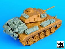 Black Dog 1/35 M24 Chaffee Tank Accessories Set WWII (for Bronco kit) T35070