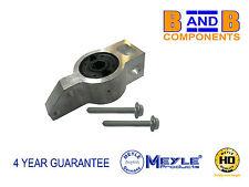 AUDI A3 MK2 8P1 8PA FRONT CONTROL ARM WISHBONE BUSH MEYLE HD L/H A663