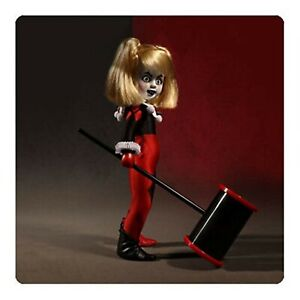 LDD Presents Classic Harley Quinn Unmasked Doll - 2017 Summer Exclusive