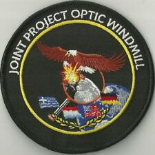 USAF JOINT PROJECT OPTIC WINDMILL PATCH