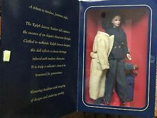 Mattel 1996 ~ RALPH LAUREN Bloomingdales Limited Edition Barbie Doll