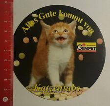 ADESIVI/Sticker: tutti buoni viene da GIMPET gatti Tabs (28071611)
