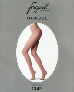 FOGAL 138N SEMI-OPAQUE TIGHTS Color Mauve  Size:  Small  138N - 06