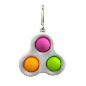 Baby Simple Dimple Special Needs Silent Sensory Fidget Education Toy Classroom