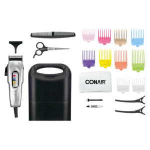 CONAIR Number Cut Clippers 20 Piece Haircut Kit - FAST SHIP - Compared To Wahl