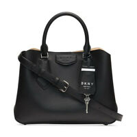 DKNY Sullivan Satchel NEW OSFA BLACK