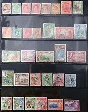 La Jamaïque collection QV sur, principalement FU, Inc judiciaire & GUERRE TIMBRE indications