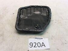 03 04 05 06 07 08 TOYOTA MATRIX 2.4 AUTOMATIC TRANSMISSION OIL PAN OEM J 920A