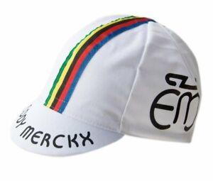 Casquette Eddy Merckx vélo vintage tour de france cyclisme cycle Tour de France
