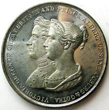 Great Britain_Queen Victoria & Albert visit Ireland_ medal_1849