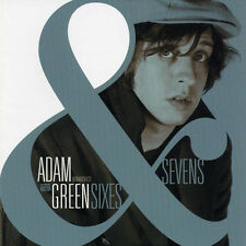 ADAM GREEN, SIXES & SEVENS, SEALED LIMITED 20 TRACK + 4 BONUS CD ALBUM FROM 2008