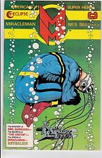 Miracleman #5 Alan Moore NM 9.4 1986 Eclipse See My Store