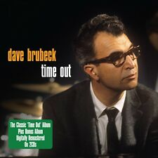 2 CD BOX DAVE BRUBECK TIME OUT TAKE FIVE GONE WITH THE WIND BLUE RONDO LA TURK