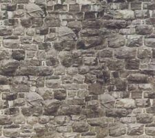 #  16 SHEETS brick wall 1/12 scale  EMBOSSED paper BUMPY  landscape paper
