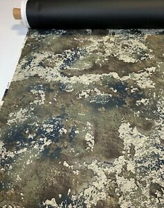 """500D Coated Cordura Camouflage 60""""W Fabric Strata Camo True Timber DWR Hunting"""