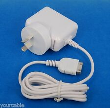 10W 5V 2A AC Adapter Home Wall Charger WHITE 4 iPad 3 2 iPhone 4s 4 iPod Classic