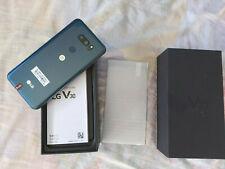 LG V30 - 64 Go bleu - (Désimlocké)Verizon