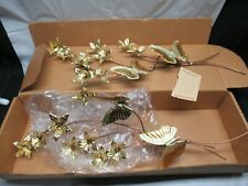 Home Interiors Butterfly Blossoms Metal Hanging Wall Decoration #1139-BL NOS