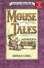 Mouse Tales  (ExLib) by Arnold Lobel
