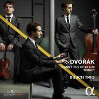 Busch Trio - Dvorak Piano Trios 3 and 4 Dumky [CD]