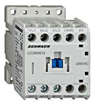 Chint Contactor 24V 50A//22Kw AC3 3P 3 Main Poles 1NO+1NC Aux