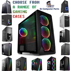 ULTRA FAST I5 QUADCORE DESKTOP PC TOWER 8GB RAM 1TB HDD WINDOWS 10 WIFI