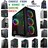 ULTRA FAST I5 QUAD CORE DESKTOP PC TOWER 8GB RAM 1TB HDD WINDOWS 10 & WIFI INC
