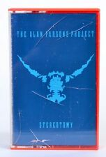 The Alan Parson's Project – Stereotomy – 1985 Cassette Tape