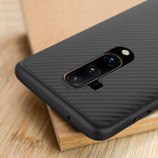 NILLKIN Unique Full Cover Slim Synthetic Carbon Fiber Case For OnePlus 7T Pro