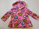 The Children's Place Girl's Long Sleeve Fleece Hoodie Hearts Size Variations NEW