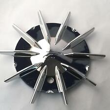 "Platinum Wheel Center Hub Cap Chrome 89-9081 6.25"" Diameter PLA29"