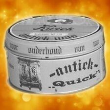 Antikwachs Quick (Kwiek) Clear 2x 375ml perfecte Restauration Holzoberflächen