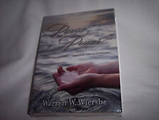 Pause for Power by Warren W. Wiersbe,  365 Day Journal
