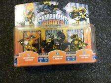 Skylanders géants-Legendary triple pack (special Edition) NEUF & OVP!!!!!