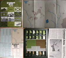 Complete Vintage 1974 Unplayed COMBINED ARMS Combat Operations 39-70 SPI RARE